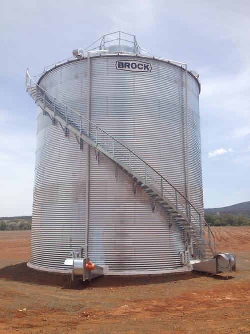 PRK silo1